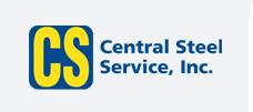 Central Steel Logo