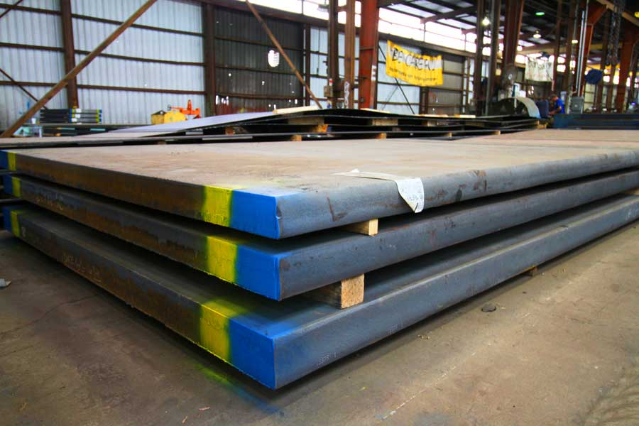 High Strength Weathering Steel Plate
