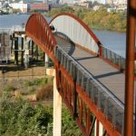 Weathering Steel Bridge