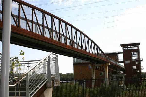 Weathering Steel Bridges