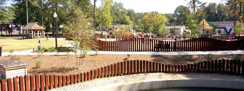 Corten Border Wall