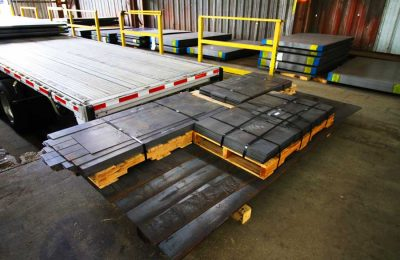 Steel Product Shipment