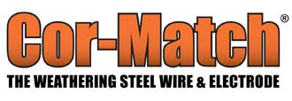 Cor-Match THE WEATHERING STEEL WIRE & ELECTRODE